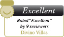 Villas in Tuscany, hotel and apartment reviews in Italy